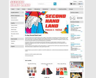 E-shop Second Hand Land